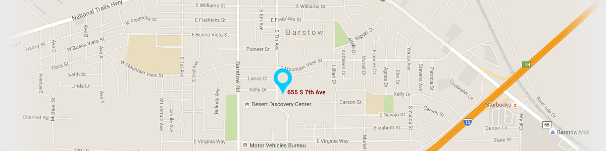 Directions to our Blythe Office